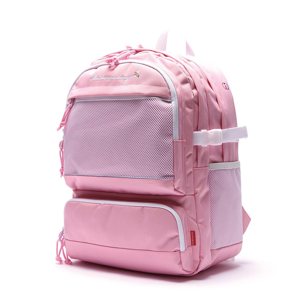 [로아드로아] OMG BACKPACK (MUGUNGHWA) 가방 백팩 망사백팩 메쉬백팩 무궁화백팩 학생가방 신학기