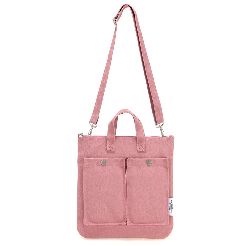 [페넥]Fennec C&S Pocket Bag - Pink 포켓 백 토트백 숄더백 크로스백