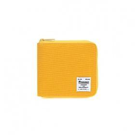 [페넥]Fennec C&S Zipper Wallet - Yellow 지퍼지갑