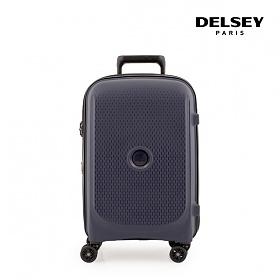[델시]DELSEY - 벨몽트 플러스 21인치 BELMONT + 55 4W CAB TR CASE 00386180402 (NAVY) 기내용 캐리어