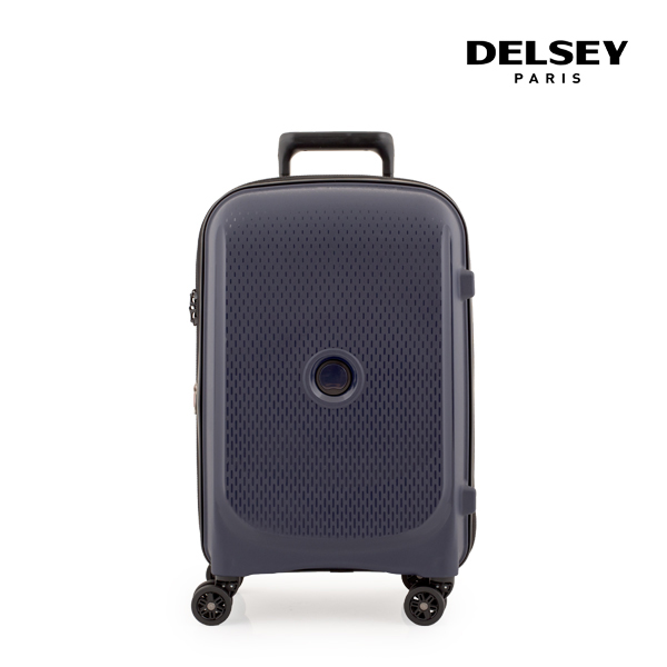 [델시]DELSEY - 벨몽트 플러스 BELMONT + 55 4W CAB TR CASE 00386180402 (NAVY) 21인치 기내용 캐리어