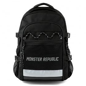[몬스터 리퍼블릭][단독 사은품 증정/구매후기 지갑증정] MAX WHITE BACKPACK 백팩