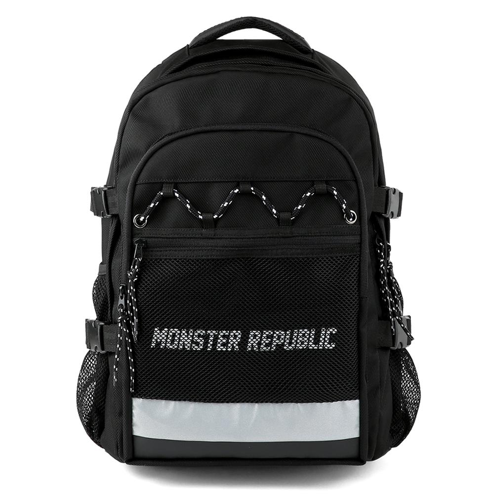 [몬스터리퍼블릭][사은품 키링 증정/구매후기 지갑증정] MAX WHITE BACKPACK 백팩