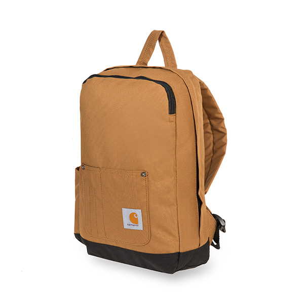 [칼하트]CARHARTT - 레거시 컴팩트 백팩 LEGACY COMPACT BACKPACK(Brown) 8949030102
