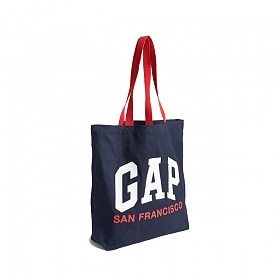 GAP 갭 로고 에코백 숄더백 가방 335396 00 네이비