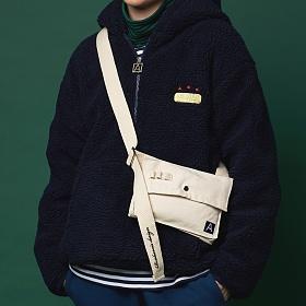 [어나더프레임X로아드로아] SIDE BODY CROSS BAG (IVORY) 미니백 크로스백 바디백 가방