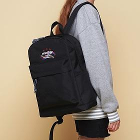 [어나더프레임] THREE STAR ANOTHER BACKPACK (BLACK) 백팩 데이백 가방