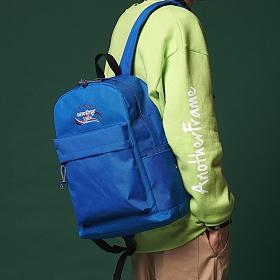 [어나더프레임] THREE STAR ANOTHER BACKPACK (BLUE) 백팩 데이백 가방
