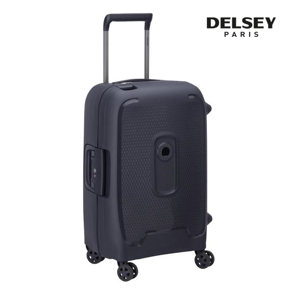 프랑스 명품 캐리어[델시]DELSEY - 몽시 20인치 (Anthracite) 기내용 경량 프레임 하드캐리어
