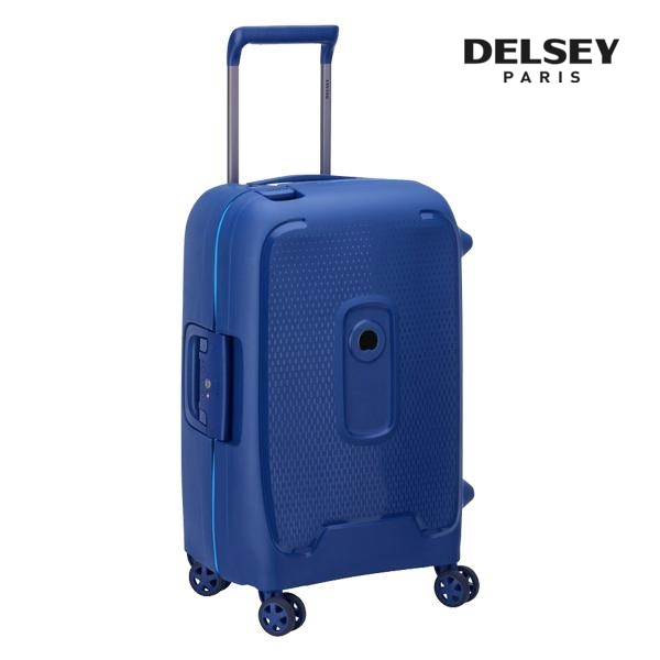 [델시]DELSEY - 몽시 20인치 MONCEY 55cm cabin TR(Blue) 기내용 프레임 경량 캐리어