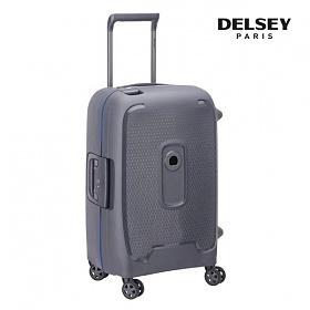 [델시]DELSEY - 몽시 MONCEY 55cm cabin TR(Grey) 20인치 기내용 프레임 캐리어