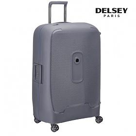 프랑스 명품 캐리어[델시]DELSEY - 몽시 30인치 (Grey) 수화물 경량 프레임 하드캐리어