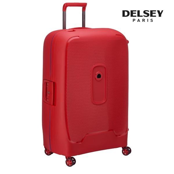 [델시]DELSEY - 몽시 30인치 MONCEY 76cm TR(Red Stars) 화물용 프레임 캐리어