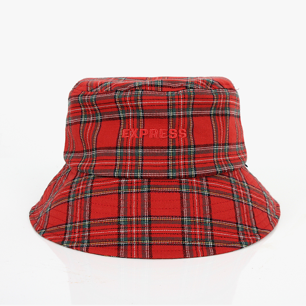[피스메이커] PIECE MAKER - EXPRESS BUCKET HAT (RED) 버킷햇 모자
