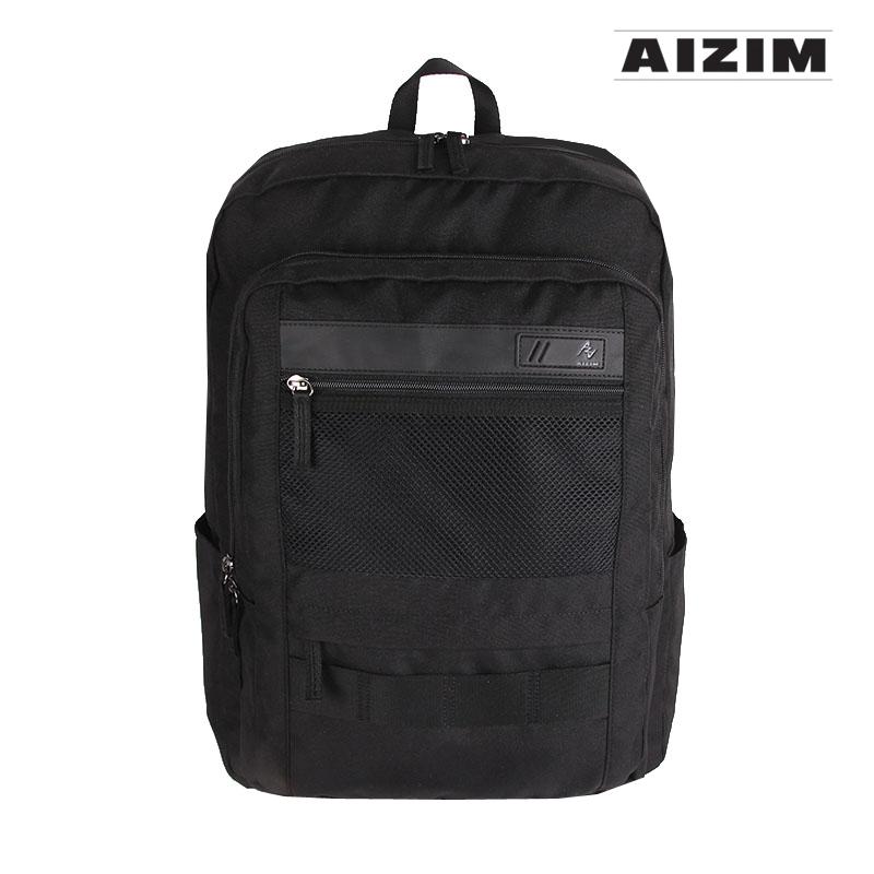 AIZIM 스트릿라이프 백팩 ASK019KBK