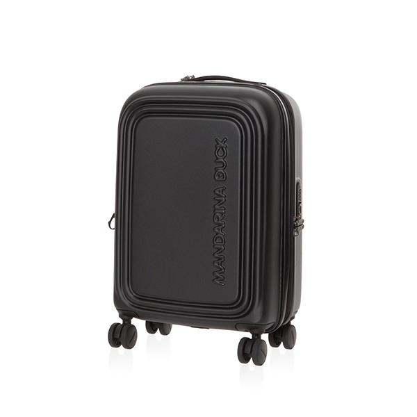 [만다리나덕]MANDARINADUCK - LOGODUCK+ cabin frequent flyer SZV34651 (black) 21인치 하드캐리어