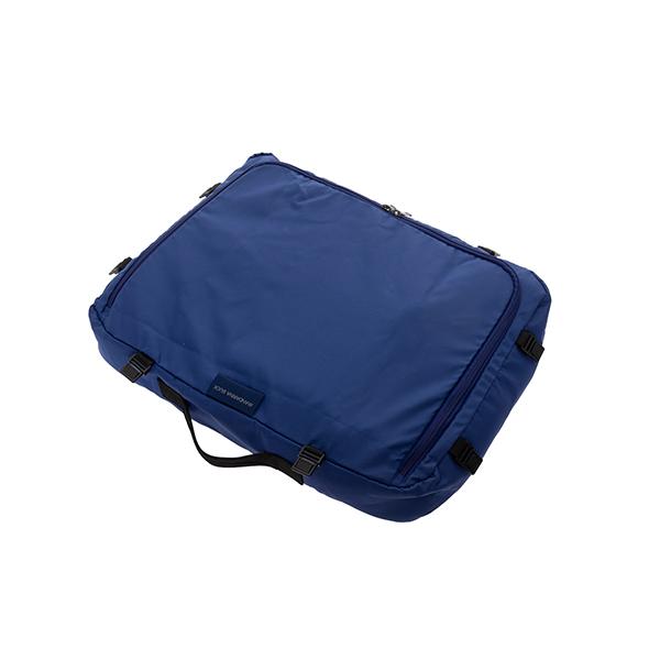 [만다리나덕]MANDARINADUCK - POPSICLE 1 piece cabin / half PTM0823R (marble blue) 캐리어 파우치
