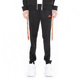 [참스] CHARMS X Kappa Line Tape Training Pants BK 트레이닝팬츠