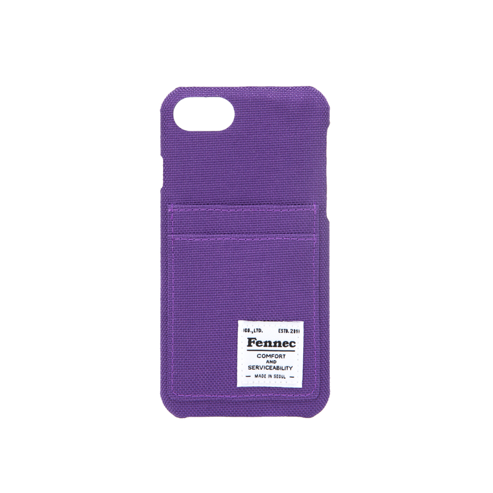 [페넥]FENNEC C&S iPHONE 7/8 CASE - PURPLE 아이폰 케이스