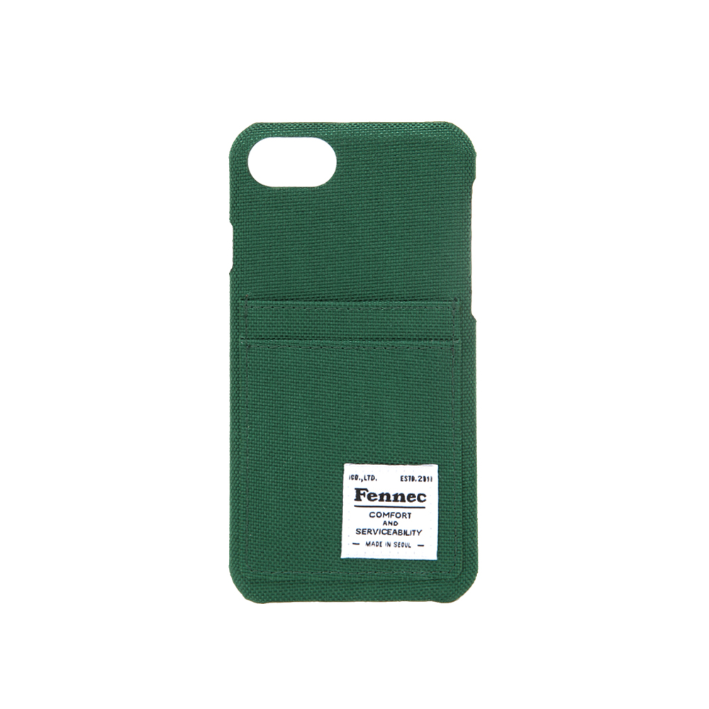 [페넥]FENNEC C&S iPHONE 7/8 CASE - GREEN 아이폰 케이스