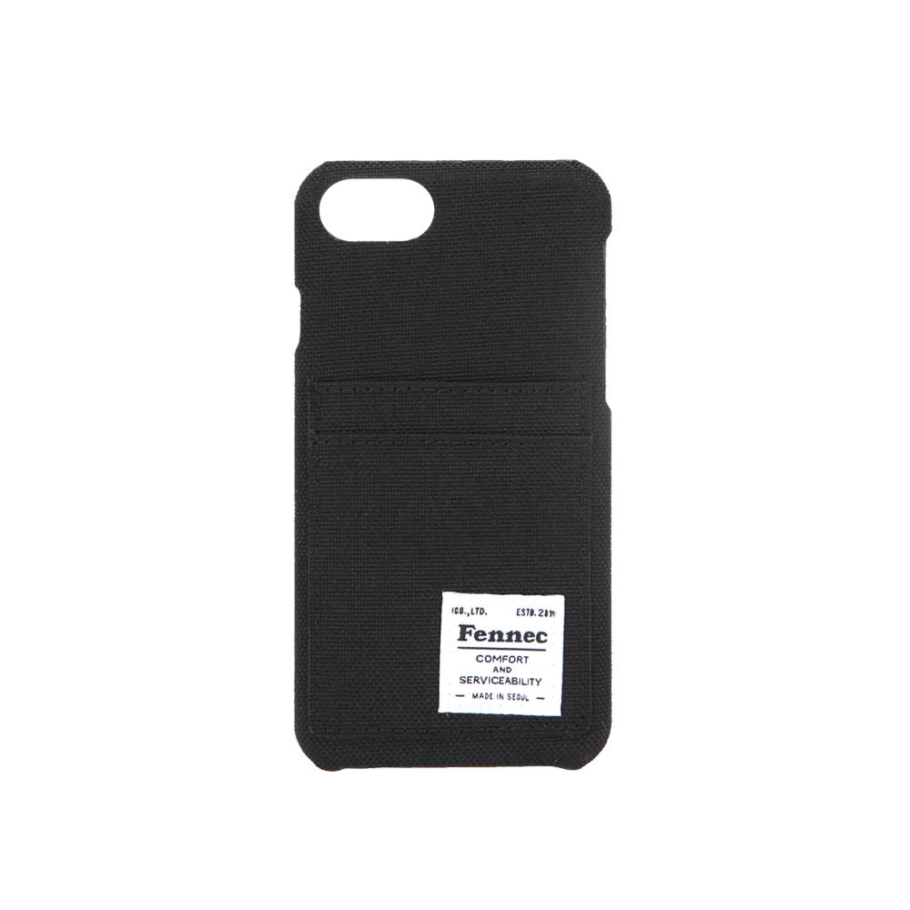 [페넥]FENNEC C&S iPHONE 7/8 CASE - BLACK 아이폰 케이스