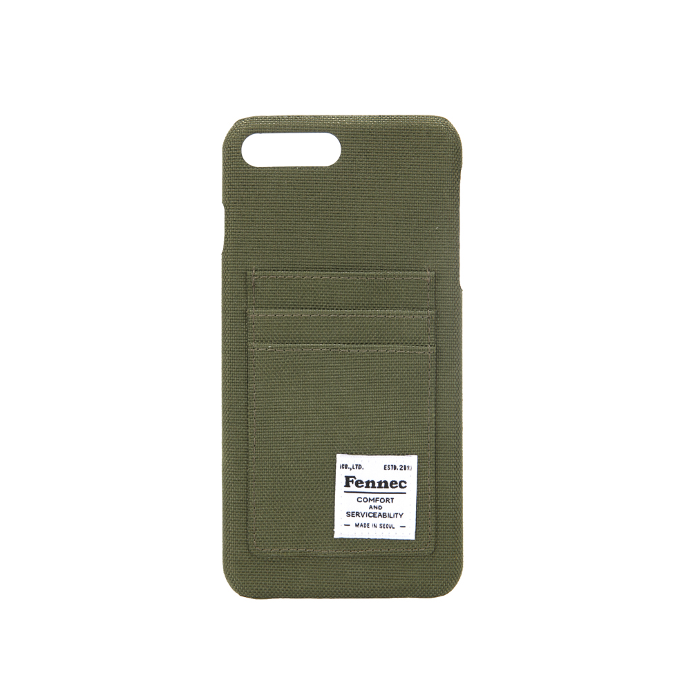 [페넥]FENNEC C&S iPHONE 7+/8+ CASE - KHAKI 아이폰 케이스