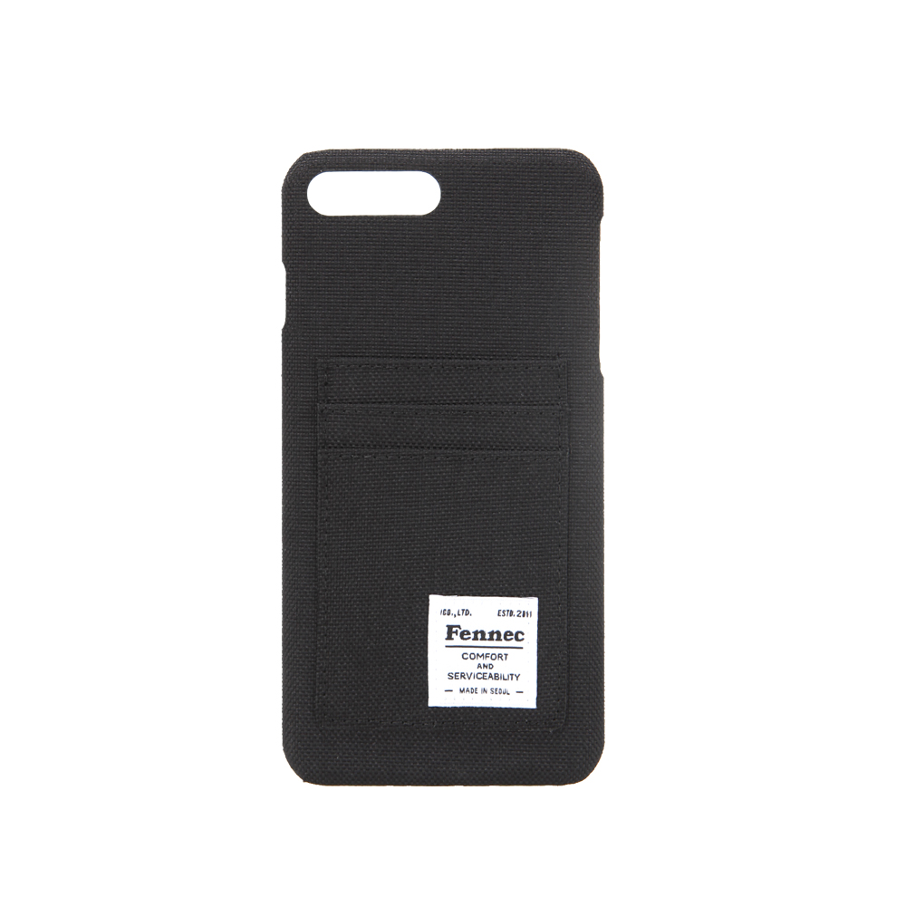 [페넥]FENNEC C&S iPHONE 7+/8+ CASE - BLACK 아이폰 케이스