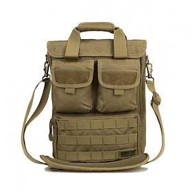 트렌드세터 - SEIBERTRON 아웃도어 멀티포켓토드백 (2color) - B#V220 크로스백 숄더백 여행 보조가방