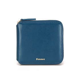 [페넥] FENNEC ZIPPER WALLET - DEEP BLUE 지퍼지갑 월렛