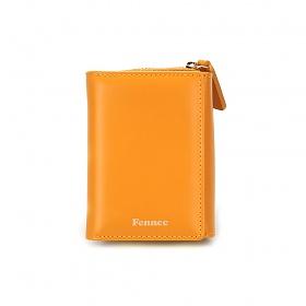 [페넥] FENNEC Triple Pocket 012 Mandarin 반지갑