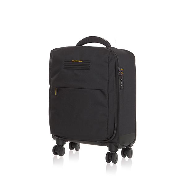 [만다리나덕]MANDARINADUCK - WORK NOW cabin 4 wheels SKV01651 (black) 캐리어