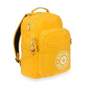 [키플링]KIPLING - CLAS SEOUL Large backpack Lively Yellow 백팩