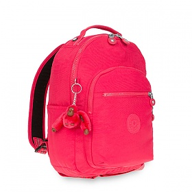 [키플링]KIPLING - SEOUL GO S Small Backpack True Pink 서울고 스몰 백팩