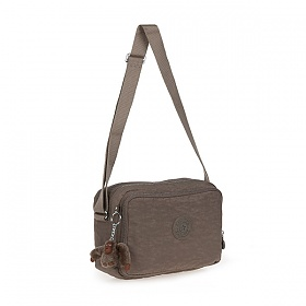 [키플링]KIPLING - SILEN Small shoulderbag True Beige 사일런 크로스백