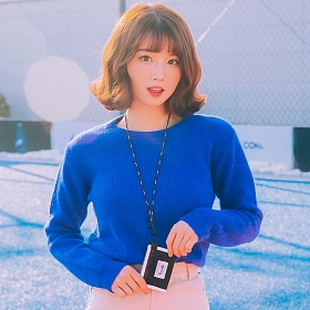 예약 배송 12/17 예정 [데이라이프] DAYLIFE 미니미 케이스 (블랙/화이트)