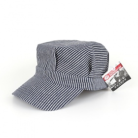 [로스코] ROTHCO 5448 HICKORY STRIPED ENGINEER CAP 스트라이프 캡
