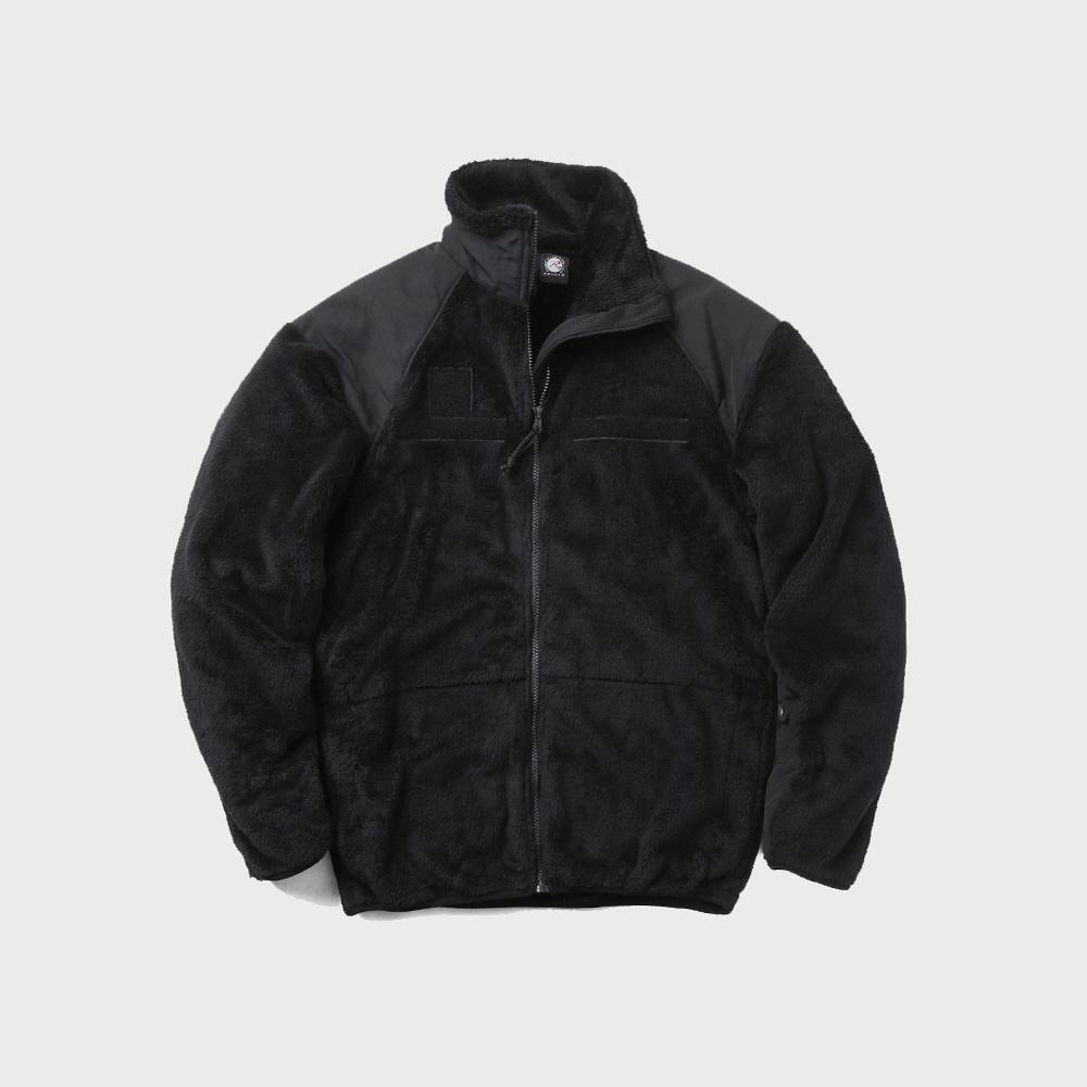 [로스코] ROTHCO GENERATION LEVEL 3 ECWCS FLEECE JACKET (BLACK) 후리스 자켓