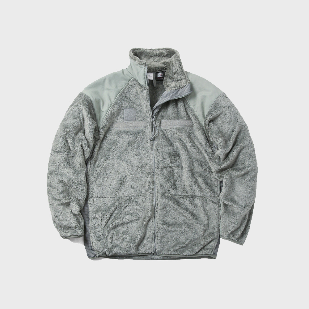 [로스코] ROTHCO GENERATION LEVEL 3 ECWCS FLEECE JACKET (FOLIAGE GREEN) 후리스 자켓