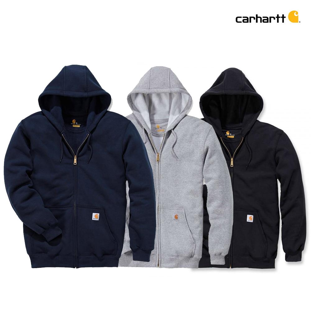 [칼하트] 미드웨이트 후드집업 K122 정품 국내배송