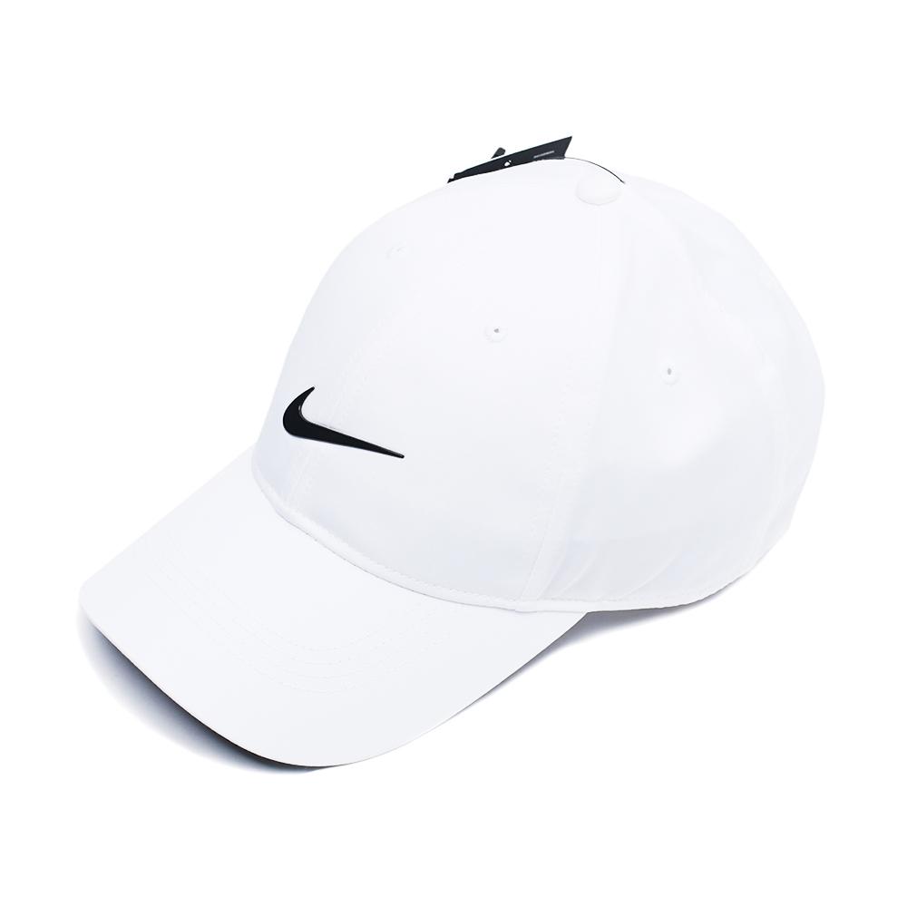 나이키 Dri-fit 스우시 프론트캡 화이트 볼캡 야구모자 정품 국내배송