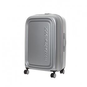 [만다리나덕]MANDARINADUCK - LOGODUCK+ medium SZV32466 (silver) 26인치 하드캐리어