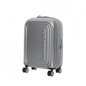 [만다리나덕]MANDARINADUCK - LOGODUCK+ cabin frequent flyer SZV34466 (silver) 21인치 하드캐리어