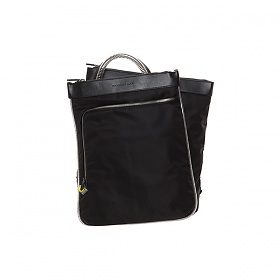 [만다리나덕]MANDARINADUCK - SISTEMA 2037 double backpack TZT03651 (black)