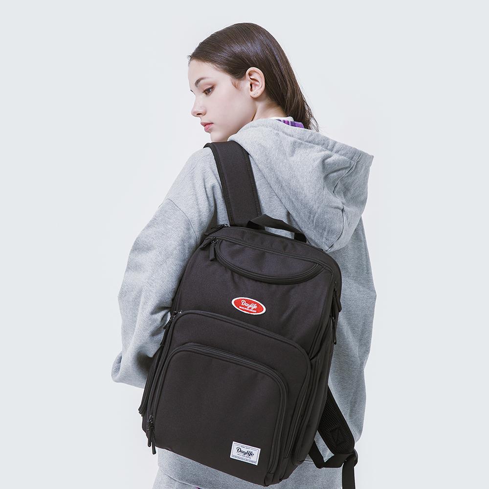 [데이라이프]DAYLIFE 스터디 백팩 (블랙) 학생백팩