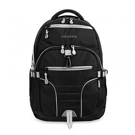 제이월드 - ATOM 신학기가방 노트북수납 데일리백팩 여행가방(블랙 JWS-79)