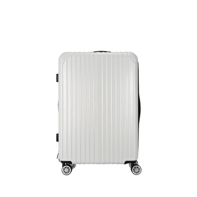 란체티 LD-14020 20형+24형 세트 여행용캐리어 여행가방 아이보리 하드캐리어