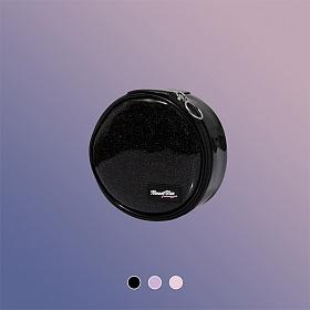 [얼모스트블루]TWINKLE CANDY CIRCLE POUCH 파우치