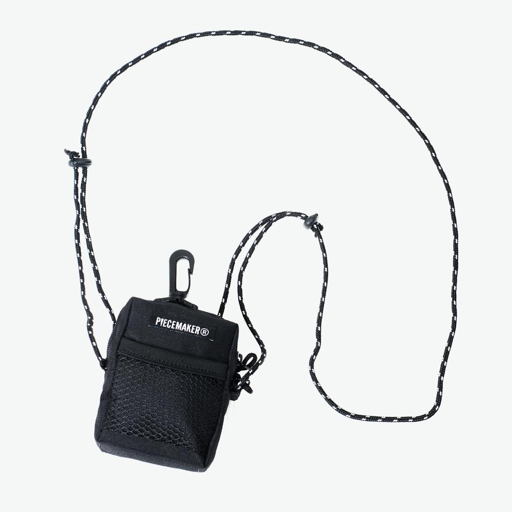 [피스메이커] OG MINI POUCH BAG (BLACK) 미니 크로스백