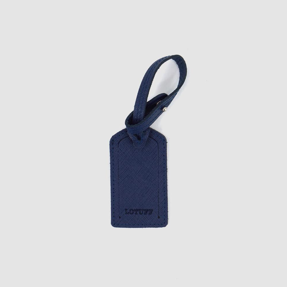 로터프 LO-9600 NV 러기지택 네이비 천연가죽