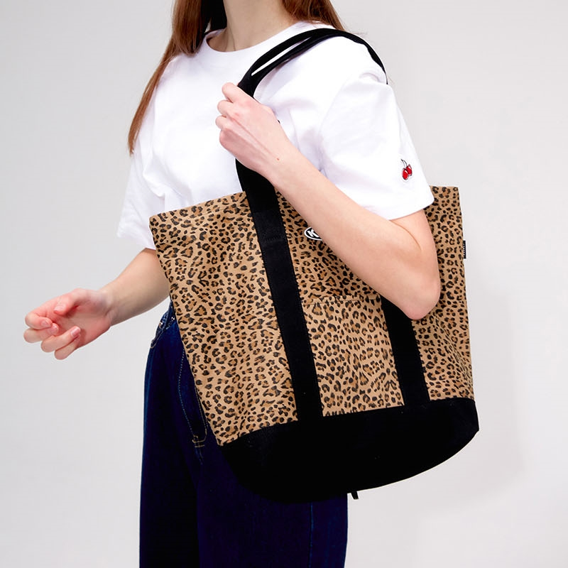 [키르시포켓] KIRSH POCKET SHOULDER BAG IS [LEOPARD] 숄더백